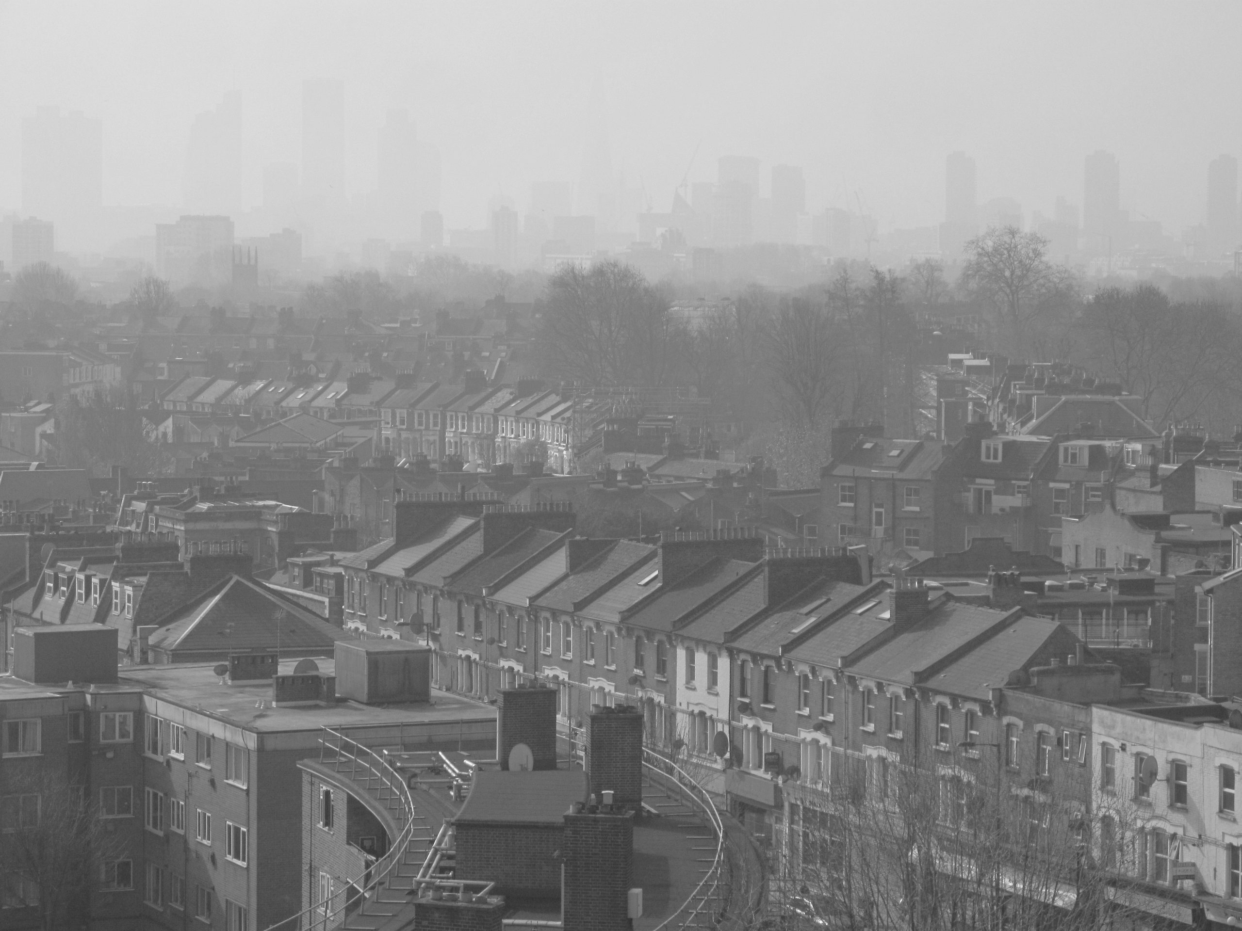 How LPG can save Londoners from air pollution