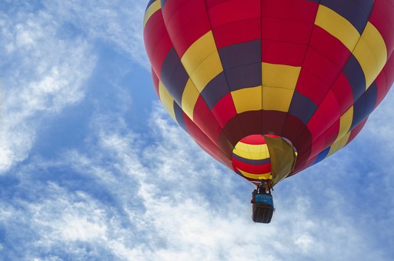 LPG for hot air balloons usage